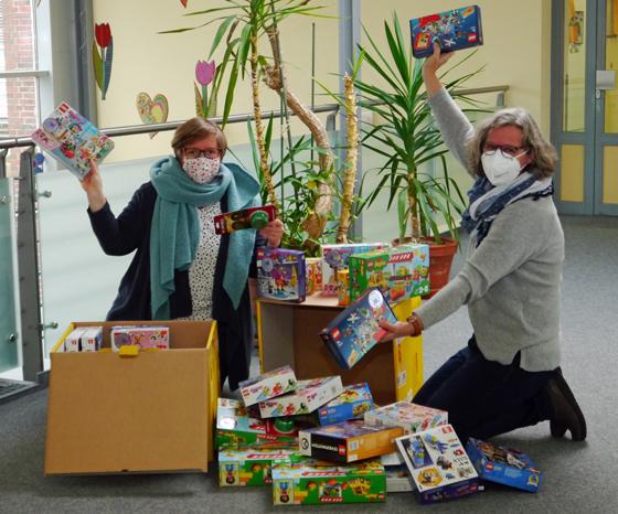 Ambulanter-Palliativdient-fuer-Kinder-Bremen-Spende-Lego-Fairy-Bricks